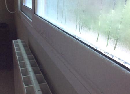 Reparación humedades por condensación Madrid - Empresa de humedades